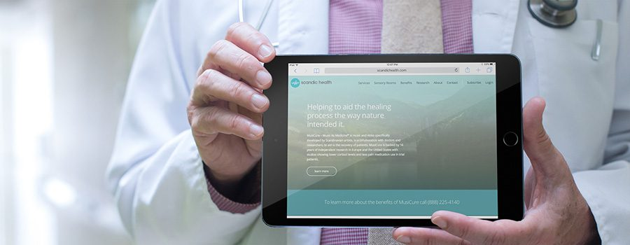 Scandic Health Website