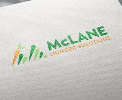 McLane Hunger Solutions Branding - designed by ACS Creative 301-528-5575