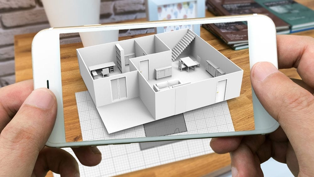 Augmented Reality for Training | Real Projectives