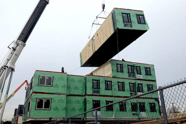 The Advantages and Challenges of Modular Construction