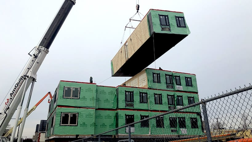 Modular Construction Advantages And Challenges Real Projectives