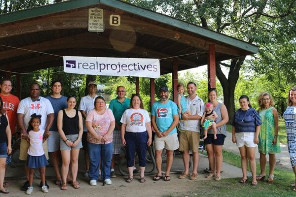 Real Projectives 2019 Staff Picnic