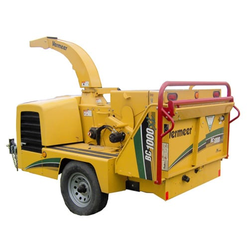Brush Chipper 12 Capacity Rentals Unlimited
