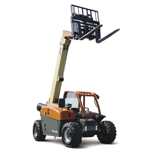 Forklift Compact Reach Rentals Unlimited