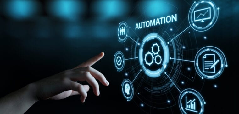 Intelligent automation for finance
