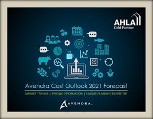 Avendra Cost Outlook 2021 Forecast